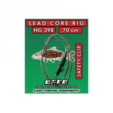 BOLIE LEAD CORE RIG HG398 70 cm
